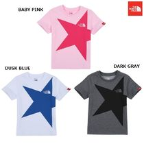 【日本未入荷】THE NORTH FACE  大人気 ★ Kids STAR S/S R/TEE