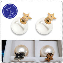 NEW☆Dior【直営店買付】TRIBALES:星(Gold or Silver)がCute♪