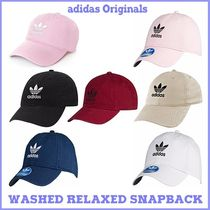adidas Originals Washed Relaxed Snapback スナップバック