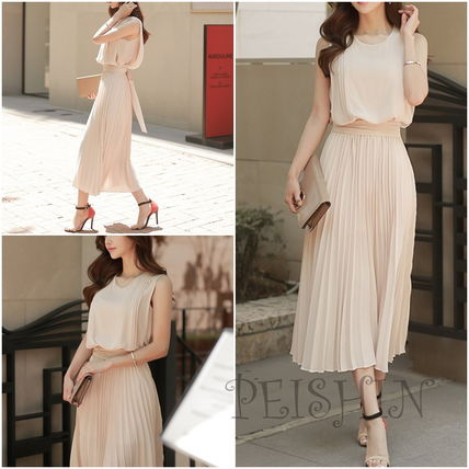 Beautiful babe adult dress pleated skirt dress classy order
