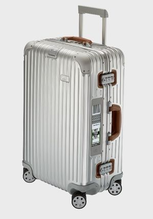 RIMOWA Lufthansa Boeing 747-8 63.5 L electronic tags with