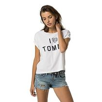 Tommy Hilfiger(トミーヒルフィガー) Tシャツ・カットソー ★Tommy Hilfeger★ I Love Tommy Tシャツ