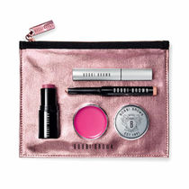 BOBBI BROWN(ボビィ ブラウン) メイクアップその他 限定  BOBBI BROWN ポーチ入り コスメ4点セット PRETTY IN PINK