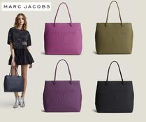 新作&日本未入荷Logo Shopper East-West Tote☆MARC JACOBS