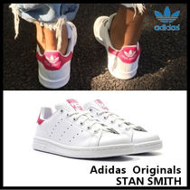 【adidas Originals】STAN SMITH J キッズモデル B32703
