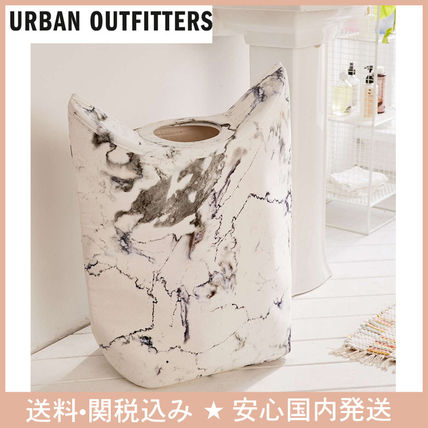 Urban Outfitters marble washing basket
