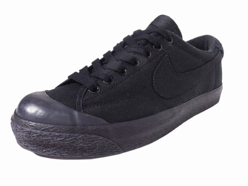 入手困難★コラボ★送料込★Nike x A.P.C. All Court All Black
