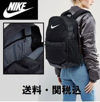 Nike Brasilia バックパック With Just Do It Logo