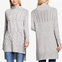 Vince(ヴィンス) ショートパンツ 関税送料込☆VinceHigh-Low Cable-Knit セーター