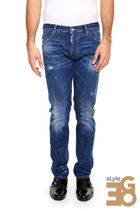 D SQUARED2(ディースクエアード) デニム・ジーパン JEANS WITH FIVE POCKETS S74LB0142 S30342 470