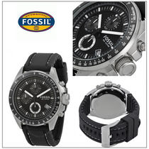 Fossil(フォッシル) 腕時計その他 【国内発/関税込】Fossil  Dexterクロノ腕時計 Black
