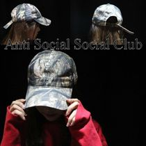 ANTI SOCIAL SOCIAL CLUB(アンチソーシャルソーシャルクラブ) キャップ Anti Social Social Club Hidden Messages Hat