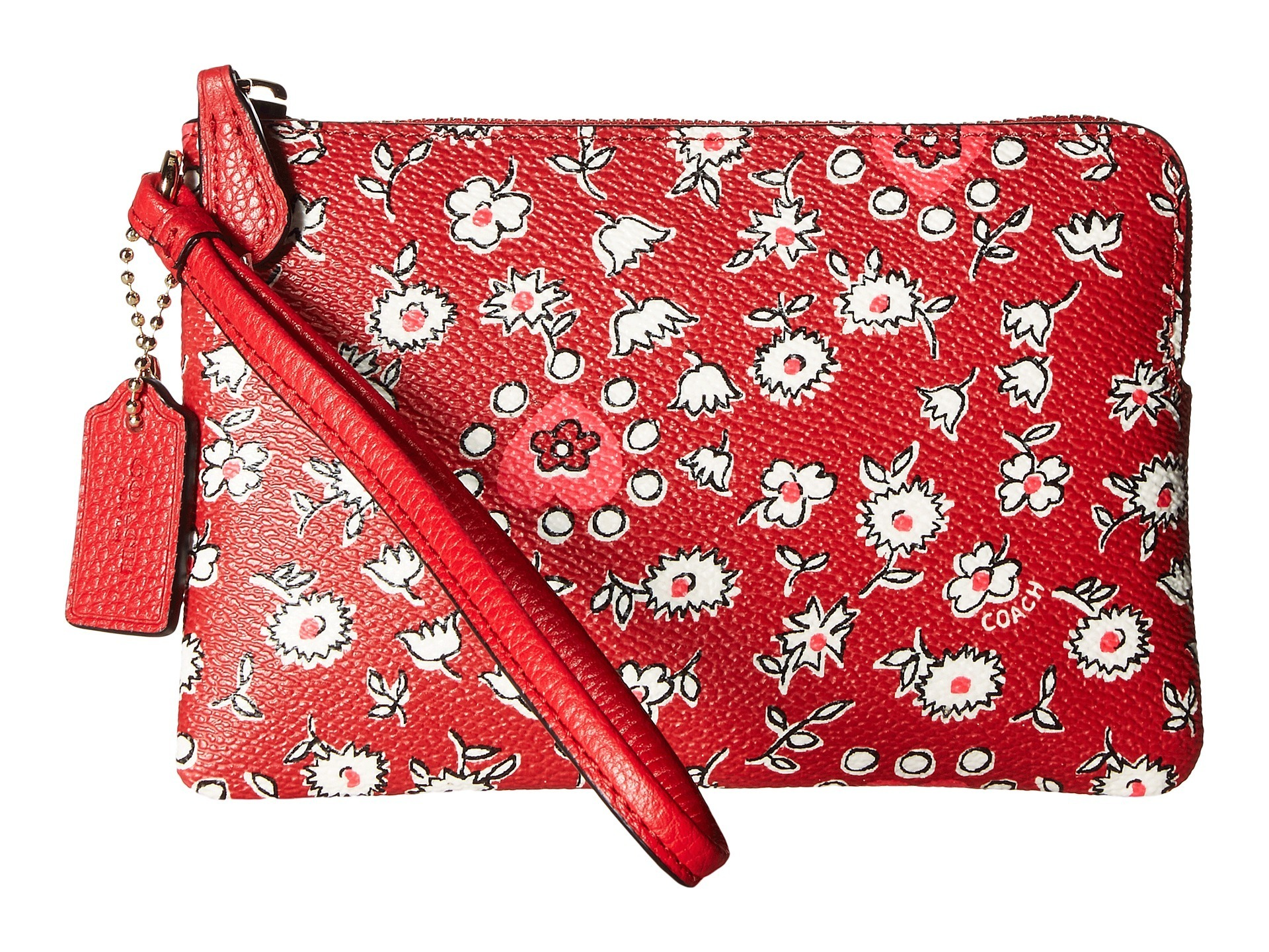 大人気!!Box Program Wild Heart Small Wristlet bag