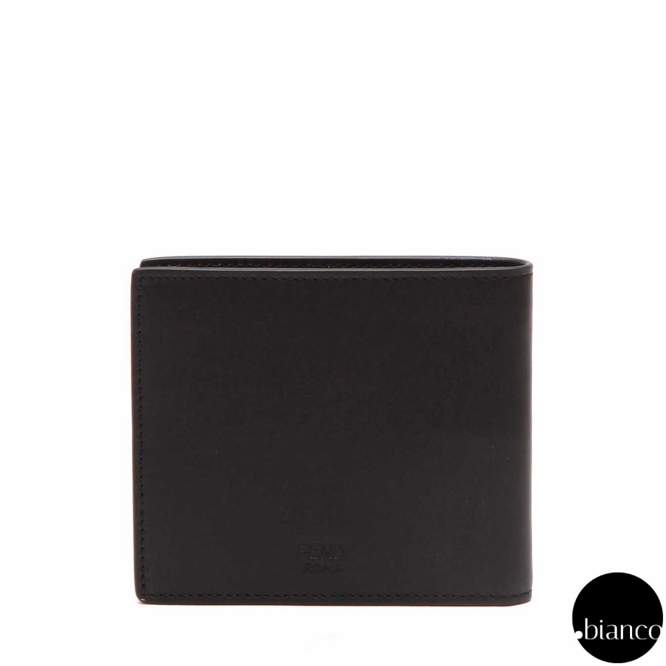 関税送料込FENDI BAGBUGS WALLET METALIC BUGSEYE 二つ折り財布
