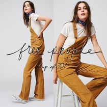 Free People(フリーピープル) ボトムスその他 【春物先取り♪】Movin' Away Cord Overall