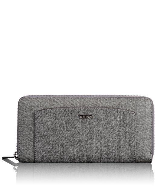 TUMI SINCLAIR  ZIP-AROUND CONTINENTAL#43315