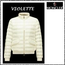 ★17SS新作★モンクレール 斜めポケットがPoint VIOLETTE-Ivory-
