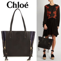☆Chloe(クロエ)☆Milo Tote Bag - Black