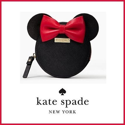 Disney × kate spade minnie mouse minnie coin purse★送料込