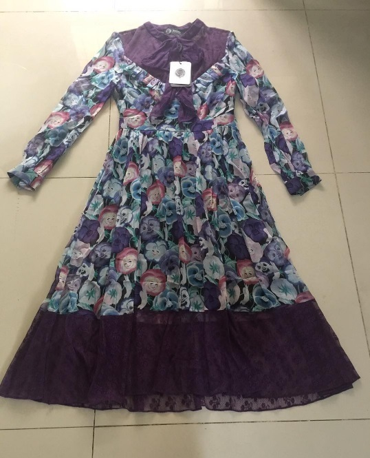 SRETSIS Dress New (US2)