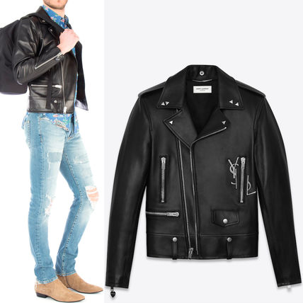 17th SS SLP277 CLASSIC YSL MOTORCYCLE JACKET