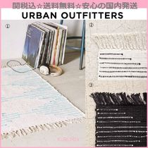 Urban Outfitters(アーバンアウトフィッターズ) ラグ・マット・カーペット 関送込☆国内発送☆Urban Outfitters☆新作 ストライプ柄ラグ3色