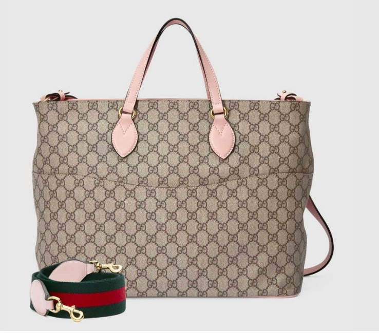 GUCCI☆直営店買い付け/ギフトOK☆ダイパーバッグ GG Supreme