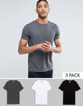 ASOS(エイソス) トップスその他 コスパ◎ ASOS 3 Pack Muscle Fit T-Shirt In