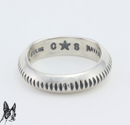 ☆☆☆ Cody Sanderson ☆☆☆ Coin Top Triangle Ring