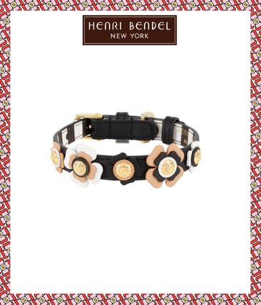 HENRI BENDEL*BOUQUET PET COLLAR