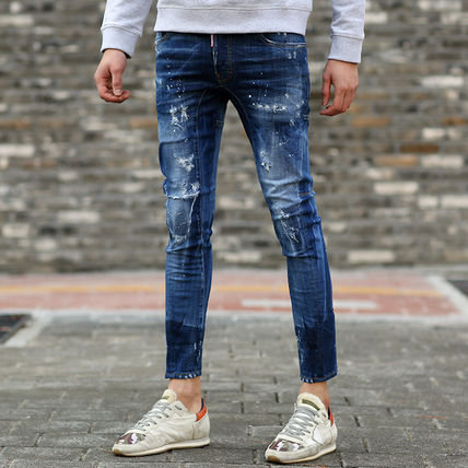 17th SS spring summer DSQUARED2 dsquared by car jeans.