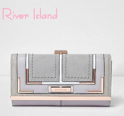 River Island♡Greyxrose gold purse ASOSセレクト