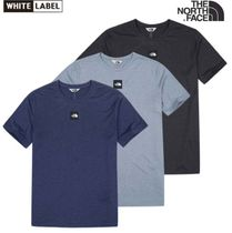 THE NORTH FACE★新作 TECH ALL DAY HALFDOME S/S R/TEE