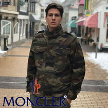 MONCLER(モンクレール) ジャケットその他 MONCLER 2017SS Saturne 迷彩 カモフラージュ柄 Jacket