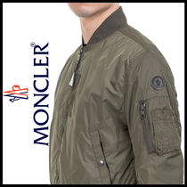 MONCLER(モンクレール) ジャケットその他 MONCLER 2017SS アームロゴ入り Timothe Bomber Jacket