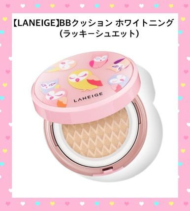 【LANEIGE】×【Lucky chouette】のかわいい商品♪♪♪