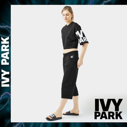 IVY PARK(アイビーパーク)/Logo Cropped Joggers