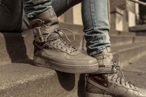 海外限定 Nike Special Field Air Force 1 SF Desert Camo