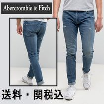 Abercrombie & Fitch スーパー スキニー ストレッチ ジーンズ
