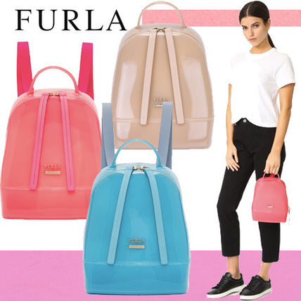 ★ FURLA ★人気!! CANDY BACKPACK リュック BJW1 / 3色 即発