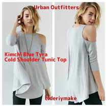 Urban Outfitters(アーバンアウトフィッターズ) チュニック Urban Outfitters*Kimchi Blue Tyra Cold Shoulder Tunic Top