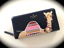 【kate spade】3月新作!ウィンクらくださん☆camel lacey☆