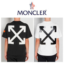 MONCLER Moncler X Off-White ラグラン クルーTシャツ