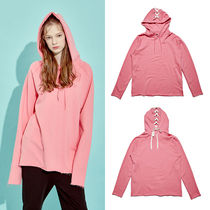 ◇DBYDGNAK◇2017ss Hood Lace-Up Hoody (PINK)ユニセックス