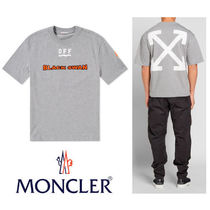 MONCLER モンクレール Moncler X Off-White Black Swan Tシャツ