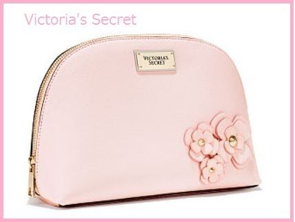 日本未入荷 victoria's  secret  NEW LARGE ポーチ