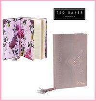 TED BAKER(テッドベイカー ) 手帳 ★TED BAKER★タッセル付き A5ノートブック