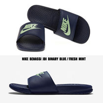 NIKE★BENASSI JDI★シャワサン★25~30cm★BINARY BLUE/MINT