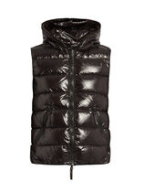 【国内発・送関込】DUVETICA-Aristeo hooded quilted down gilet
