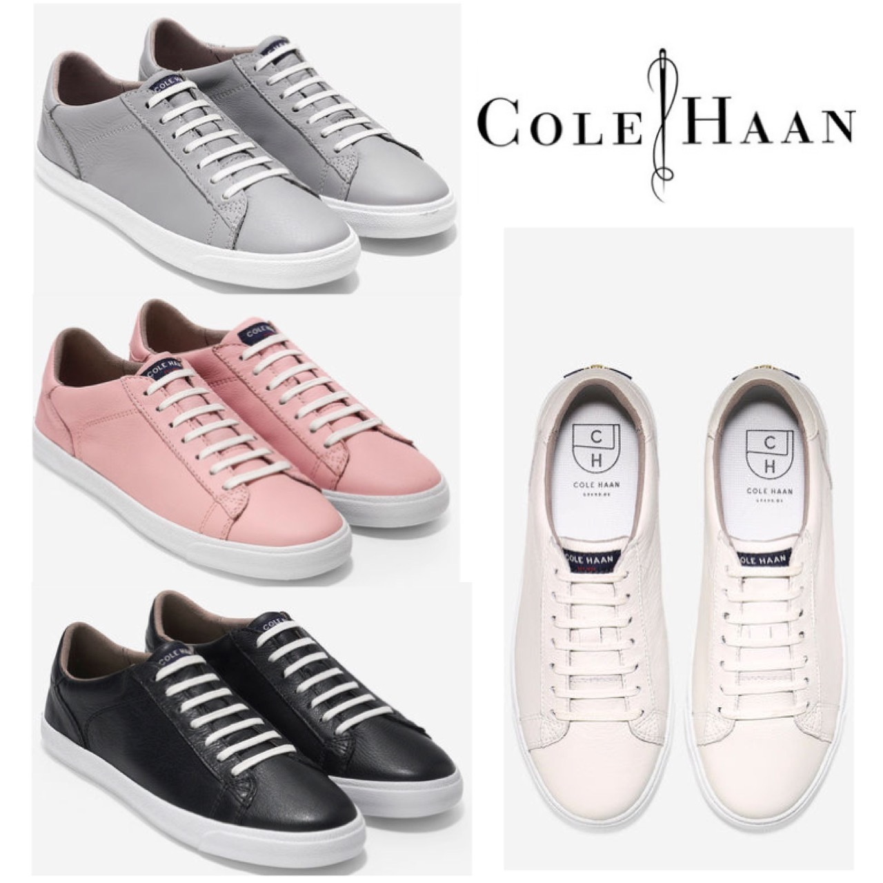 Sale★【Cole Haan】スニーカー★Trafton